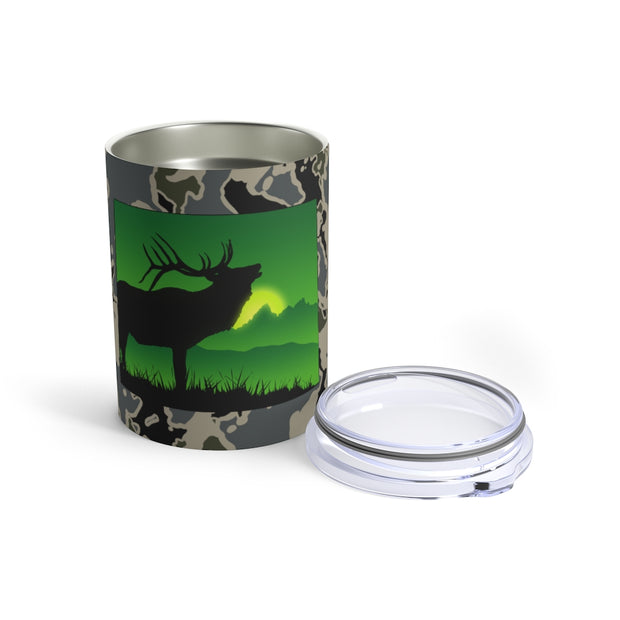 Wyoming Elk Tumbler 10oz