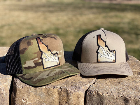 Shed Snap-Back, by Wes Ashcraft