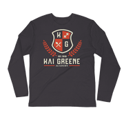 Kai Greene Academy Long Sleeve T-Shirt