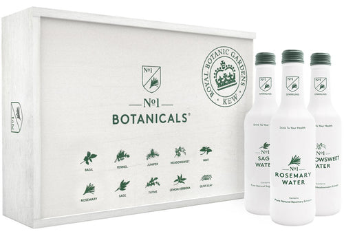 No1 Botanical Waters 5 Pack Gift Case