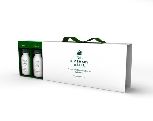 Rosemary Extract - 7 Day Shot Pack