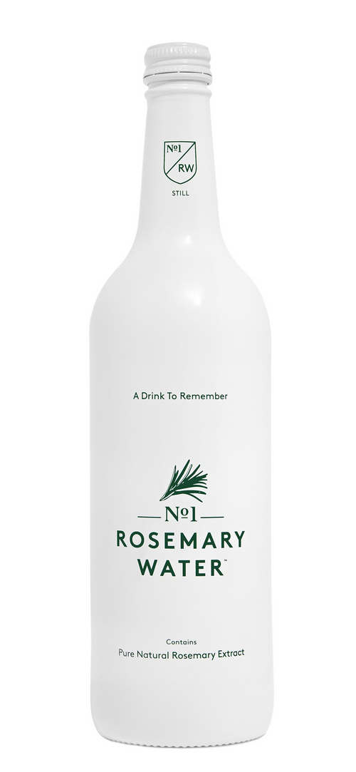 Still Rosemary Water - Box of 6 x 750ml