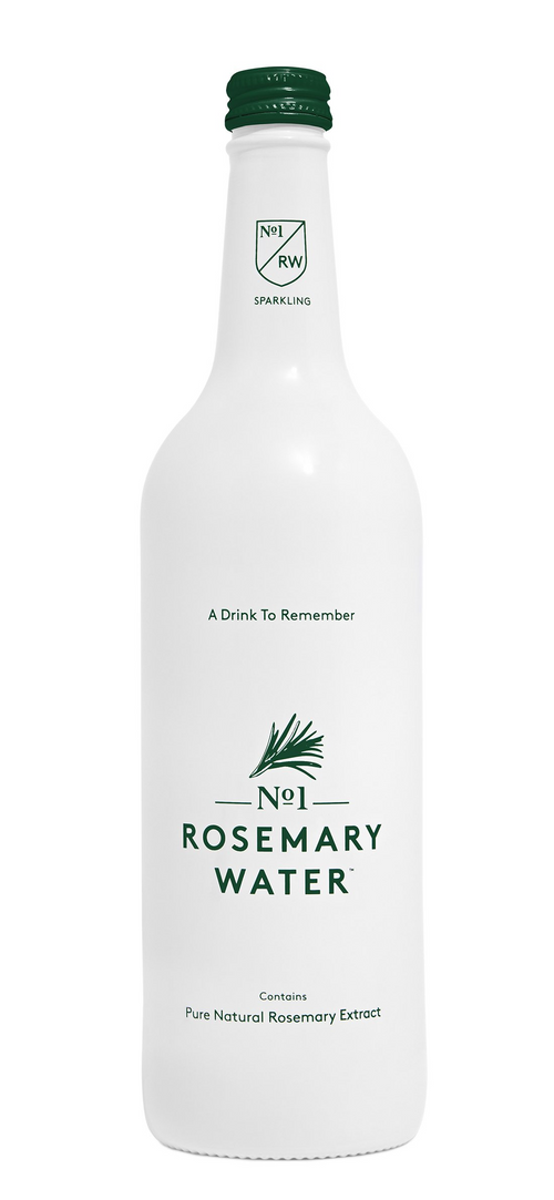 Sparkling Rosemary Water - Box of 6 x 750ml