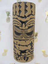 Load image into Gallery viewer, Kona Club Matte Multi-color Tiki Mug, holds 15 ounces