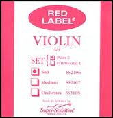 Super Senitive Red Label Violin Strings