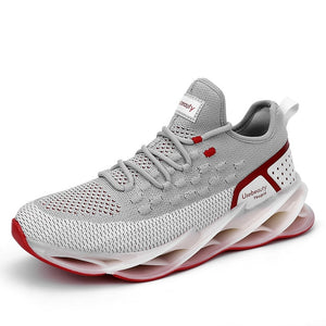 Trend Blade Running Shoes for Men Breathable Sports Shoes Antiskid Damping Outdoor Walking Jogging Athletics Sneakers Zapatills