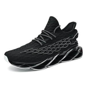SENTA New Blade Running Shoes for Men Antiskid Damping Elasticity Outsole Sport Shoes Outdoor Walking Jogging Sneakers Zapatills