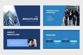Brightline Real Estate Keynote Template