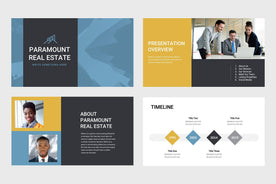 Paramount Real Estate Google Slides-PowerPoint Template, Keynote Template, Google Slides Template PPT Infographics -Slidequest