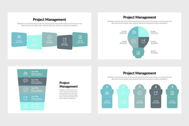 Project Management Infographics-PowerPoint Template, Keynote Template, Google Slides Template PPT Infographics -Slidequest