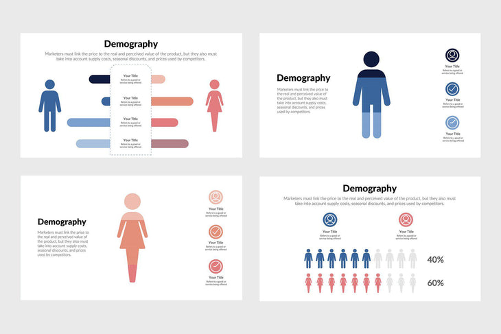 Demography Diagrams Template