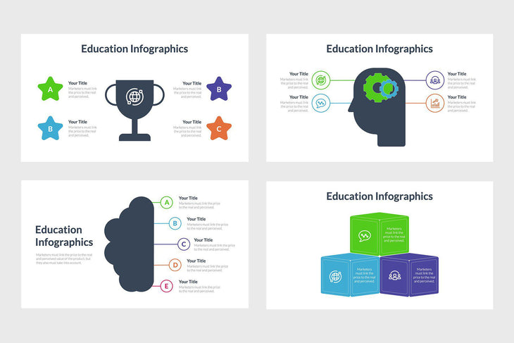 Education Infographics Templates