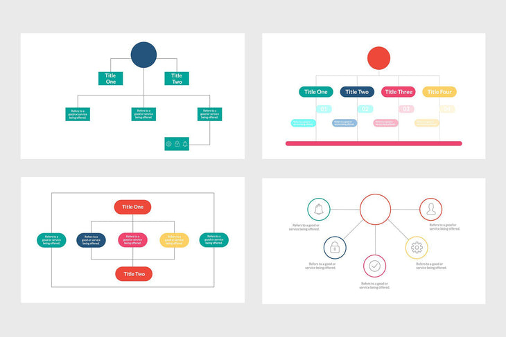 Org Chart Template - TheSlideQuest