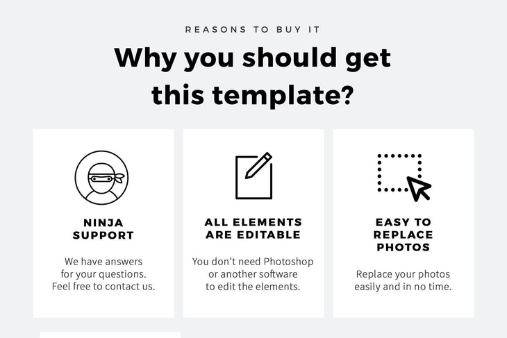 Futuro Minimal Keynote Template - TheSlideQuest