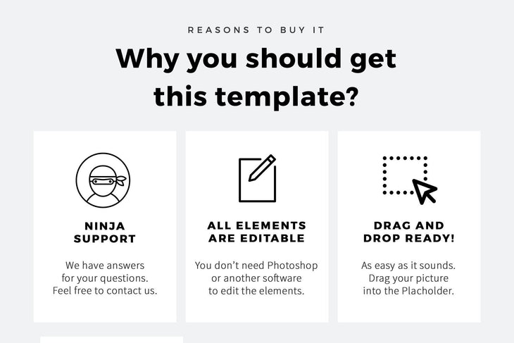 Futuro Minimal PowerPoint Template - TheSlideQuest