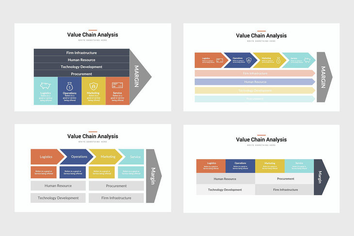 Value Chain Diagram-PowerPoint Template, Keynote Template, Google Slides Template PPT Infographics -Slidequest