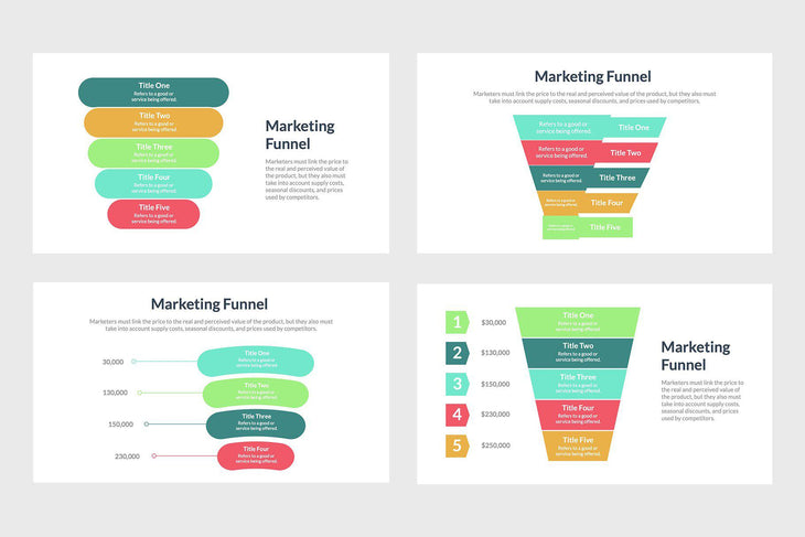 Marketing Funnel Diagram - TheSlideQuest
