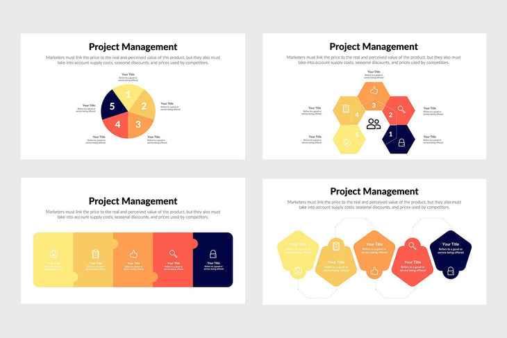 Project Management Diagrams Template-PowerPoint Template, Keynote Template, Google Slides Template PPT Infographics -Slidequest