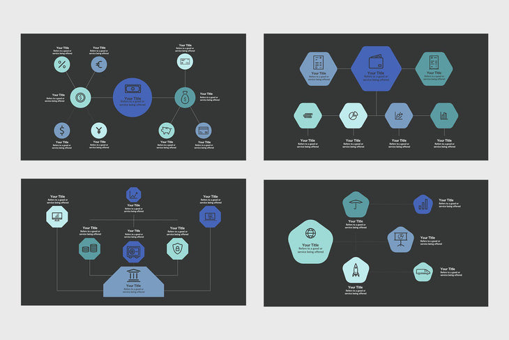 Mindmap Infographics-PowerPoint Template, Keynote Template, Google Slides Template PPT Infographics -Slidequest