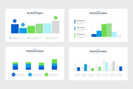 Bar Charts-PowerPoint Template, Keynote Template, Google Slides Template PPT Infographics -Slidequest