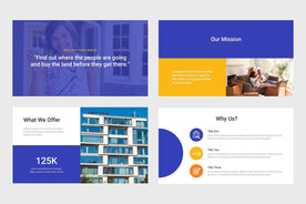 Fountain Corp Real Estate Google Slides-PowerPoint Template, Keynote Template, Google Slides Template PPT Infographics -Slidequest