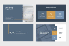 North Capital Finance Keynote Template-PowerPoint Template, Keynote Template, Google Slides Template PPT Infographics -Slidequest