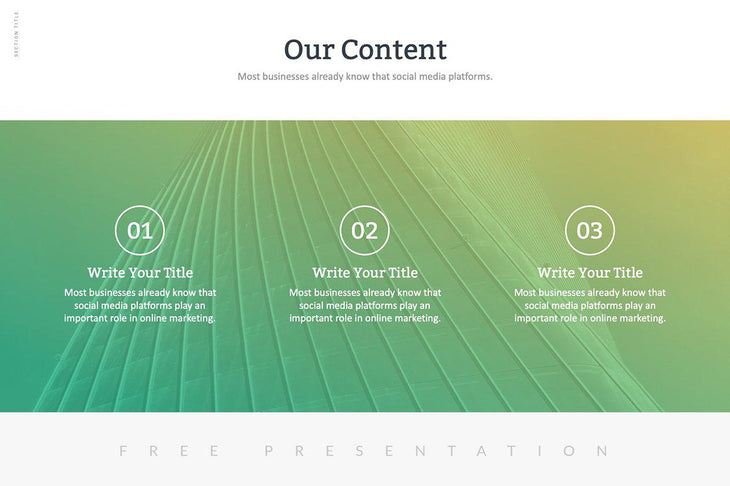 Barnwell Free Presentation Template-PowerPoint Template, Keynote Template, Google Slides Template PPT Infographics -Slidequest