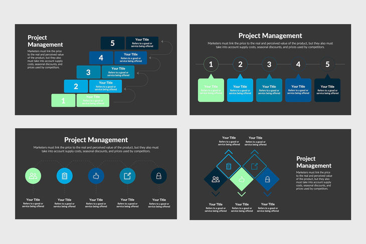 Project Management Infographics Template-PowerPoint Template, Keynote Template, Google Slides Template PPT Infographics -Slidequest