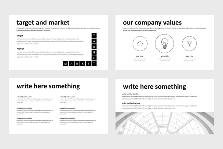 100+ Free Business Slides
