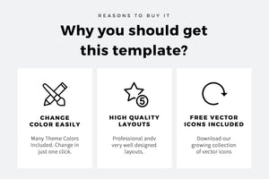Omma Minimal PowerPoint Template - TheSlideQuest