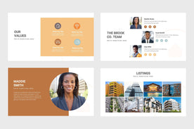 Brook Co Real Estate Keynote Template