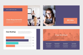 Learn Education Google Slides-PowerPoint Template, Keynote Template, Google Slides Template PPT Infographics -Slidequest