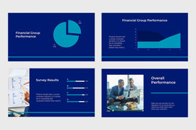 United Finance PowerPoint Template-PowerPoint Template, Keynote Template, Google Slides Template PPT Infographics -Slidequest