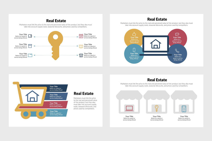 Real Estate Diagrams  U2013 Slidequest