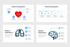 Medical Diagrams Template