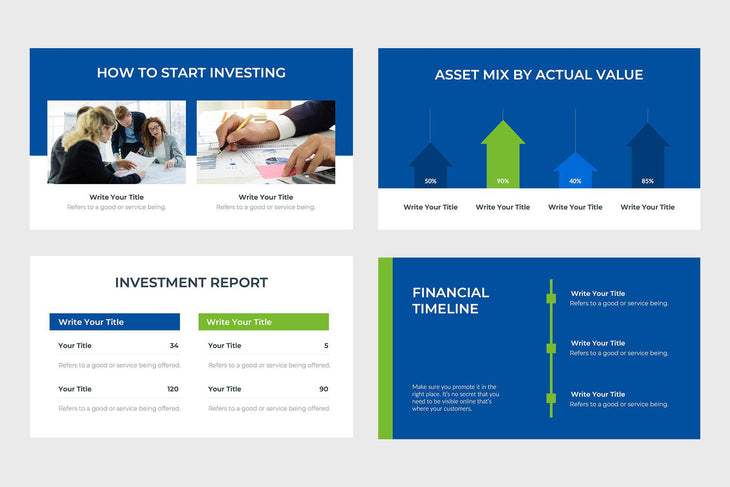 Advisor Finance Google Slides