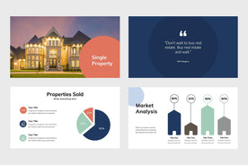 Five Stars Real Estate Keynote Template