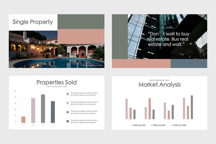 Groupex Real Estate Keynote Template