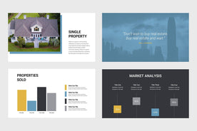 Paramount Real Estate PowerPoint Template-PowerPoint Template, Keynote Template, Google Slides Template PPT Infographics -Slidequest