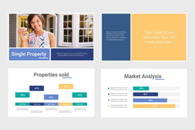 Realtor Real Estate Google Slides