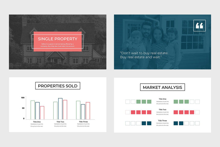 Rosewood Real Estate Keynote Template-PowerPoint Template, Keynote Template, Google Slides Template PPT Infographics -Slidequest