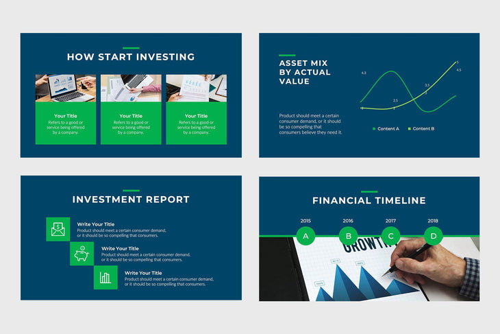 Trust Capital Finance Keynote Template-PowerPoint Template, Keynote Template, Google Slides Template PPT Infographics -Slidequest