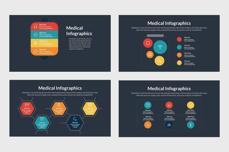 Medical Infographics for PowerPoint - TheSlideQuest