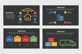 Real Estate Diagrams for PowerPoint-PowerPoint Template, Keynote Template, Google Slides Template PPT Infographics -Slidequest