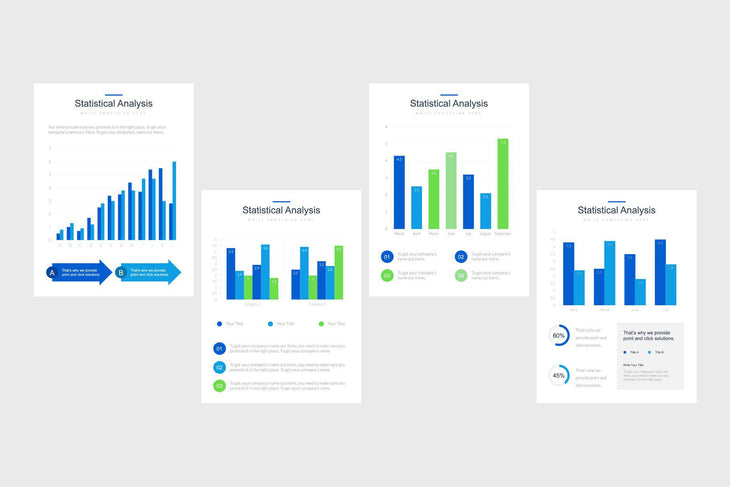 Portrait Bar Charts