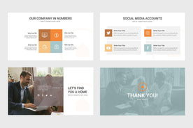Brook Co Real Estate Keynote Template-PowerPoint Template, Keynote Template, Google Slides Template PPT Infographics -Slidequest