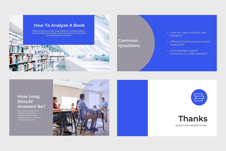 Elevate Education PowerPoint Template