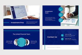 United Finance PowerPoint Template