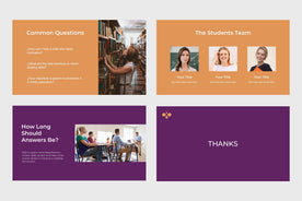 Bee Education Keynote Template-PowerPoint Template, Keynote Template, Google Slides Template PPT Infographics -Slidequest
