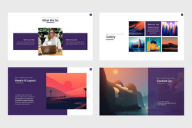 Zoom Webinar Keynote Template